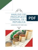 Análisis Del Presupuesto (4)
