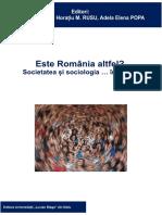 revista sociologie