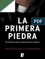 Charamsa Krzysztof - La Primera Piedra