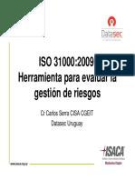 Iso 31000 - Gestion del Riesgo.pdf