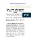 The Power of Now - A New Earth - Eckhart Tolle De