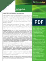 Datasheet WhatsUp Gold v16 Spanish