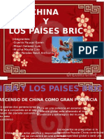 China y Los Paises Bric