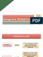 Gangrene Diabeticum