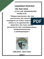 Pip Desnutri San Jose