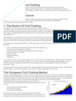 Introduction to Coil Coating