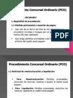 Ppt Derecho Concursal