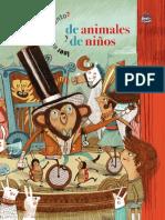 De Animales y de Ninos