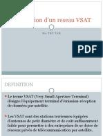 Planification d'Un Reseau VSAT