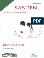 Josan Hatero Hassas Ten c s