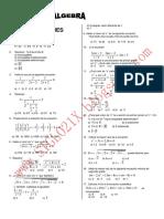 Ecuaciones y Logaritmos