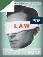 Law 2017 Catalog