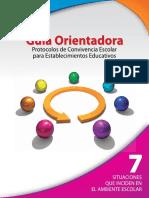 Guía orientadora Protocolos de Convivencia Escolar para Establecimientos Educativos.pdf