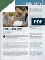 5 Small-group Myths.