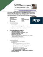 CV Pedro Rodriguez, V7 -100517 Resumen
