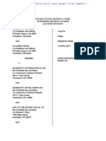 Ahmed Al-Menhali lawsuit against Fairfield Inn