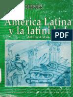 Arturo Ardao America Latina y La Latinidad