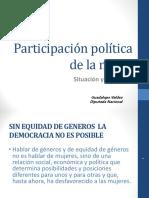 Participacion Politica Mujer