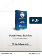 Deep Freeze Standard Manual S