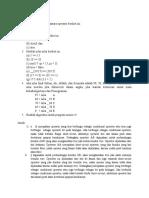 Praktikum Algoritma 4 Astuti