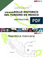 Desarrollo Historico Del Turismo en Mexico