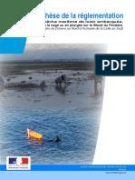 Toute la réglementation sur la pêche dans le Finistère