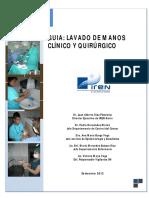 Guia Lavado Mano Clinico y Quirurgico Final Abv
