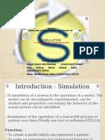 3-Stella Simulation Powerpoint