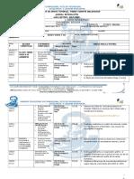 Agenda Biologia 3ro
