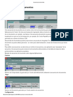11i - Secuencias de Documentos