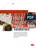 3M Electrical Insulations for Transformers