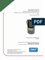 Manual GX-S en Español