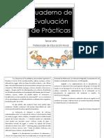 Cuaderno de Evaluación de Prácticas