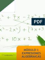 Matemática Módulo I