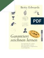 Betty Edwards Garantiert Zeichnen Lernen Pdf
