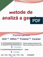 Metode de studiu a genelor.pptx