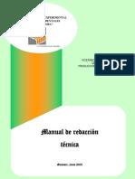 L 2003-Correa-Viana M. Manual de Redacción Tecnica