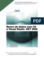 Programação - C# - Banco de dados.pdf