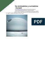 La fotografía minimalista y surrealista de Michele Durazzi.doc