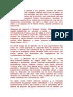 Texto- secciones
