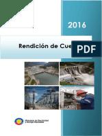 Rendición Cuentas-MEER2016