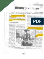 8El Album y El Texto