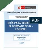 Guia Registro Formato 2 Foniprel