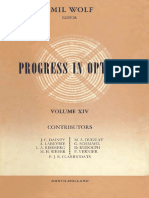 Progress in optics. Volume XIV 0444109145.pdf