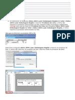 Analise Da Tarefa - Rotina 299 - Impressao Etiqueta Produtos Lista (1)