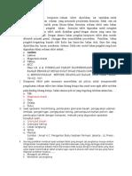 Formula Dan Zat Aktif FTS PADAT