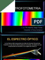 Clase 03 Espectrofotometria