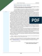 2016 04 01 Decreto 30_2016 Escolarización I P EE E B FP