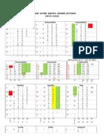 Calendar Scolar 20152016 v1.2
