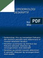 Epid Deskriptif Blok
